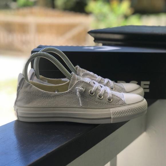 Converse Shoreline Linen Sneakers